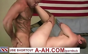 Muscle Military Daddies Fucking