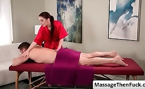FantasyMassage Porn - Unfaithfully Yours with Anna De Ville part-01