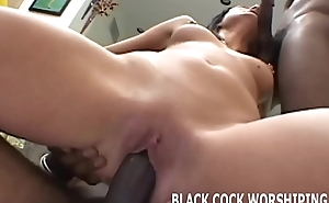 You can watch me riding two really big black cocks 8559653