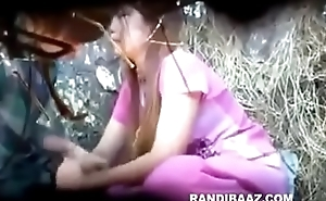 Young Manipur couple outdoor sex-mc