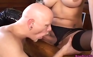 Bigtit shemales ass banging and spilling cum