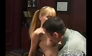 Schoolgirl gets nailed valuable