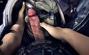 Mass Effect gay 3D suck (Gif Compilation)