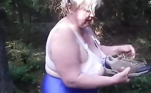 German Granny Slut Teil 1