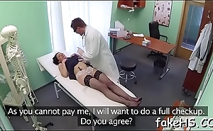 Fake hospital exposes filthy secrets