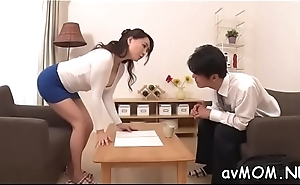Mother i&#039_d like to fuck oriental gets fingered and fucked