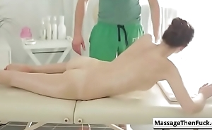 Peachy Keen Massage with Peachy free clip-02 from Fantasy Massage
