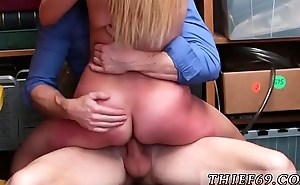 Police office-holder gets fucked and slut cop She was apprehended and