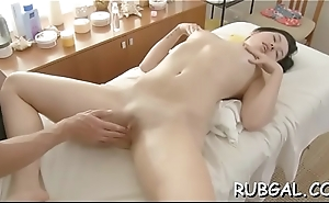 Clit massage